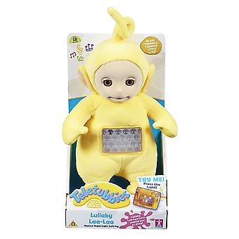 Teletubbies Lullaby Laa Laa Soft Toy