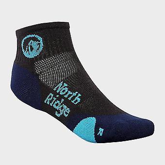 New North Ridge Men's Trail Socks Multi