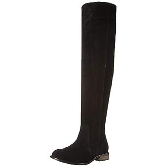 Seychelles Womens Herd Leather Closed Toe Knee High Fashion Boots