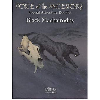 Wurm RPG - Machairodus Negro Libro de Aventuras