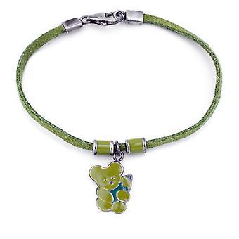 Ladies'Bracelet Viceroy 95022P16 Silver Green (19 Cm)