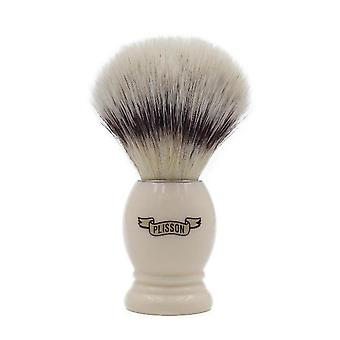 Blaireau Ivory White Fibre - Natural Hairs