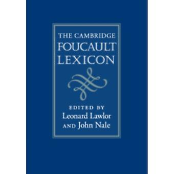 Cambridge Foucault Lexicon af Leonard Lawlor