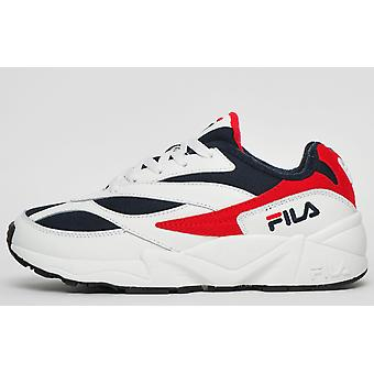 Fila V94M Heritage Low White / Fila Navy / Fila Red