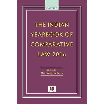 The Indian Yearbook of Comparative Law 2016 door Mahendra Pal Singh - 9
