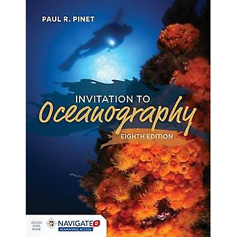 Invitation To Oceanography by Paul R. Pinet - 9781284164695 Book