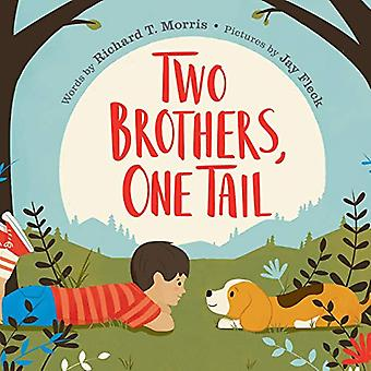 Two Brothers - One Tail por RICHARD T. MORRIS - 9781524740856 Livro