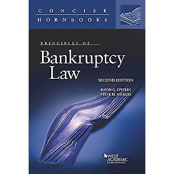 Principles of Bankruptcy Law by David Epstein - 9781634596220 Book