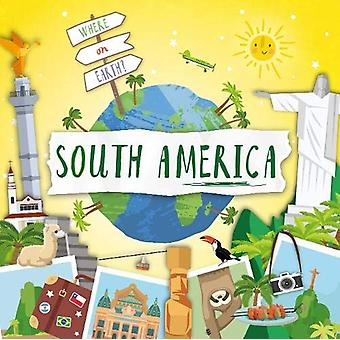 South America by Shalini Vallepur - 9781839270567 Book