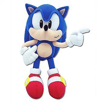 Brinquedo de pelúcia Sonic The Hedgehog