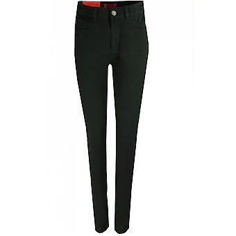 Franse Dressing Jeans Olivia Love Denium Skinny Jeans Zwart