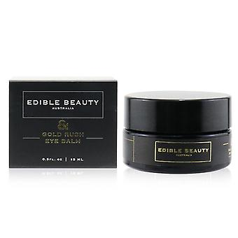 Edible Beauty & Gold Rush Eye Balm 15ml/0.5oz