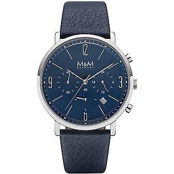 M&M Germany M11942-849 Chrono Men's Watch