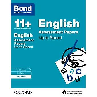 Bond 11 English Up to Speed Papers