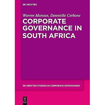 Corporate Governance in South Africa by Warren Maroun - 9783110618280