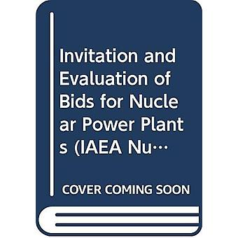 Invitation and evaluation of bids for  nuclear power plants by Intern