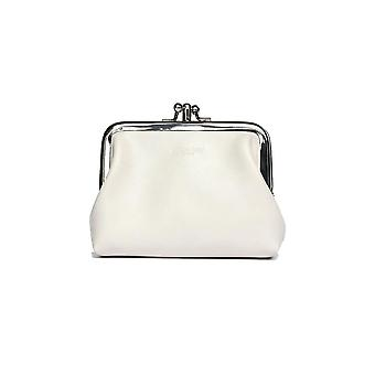 WILLOW BAY AU PENNY PURSE Vegan Leather - WIT