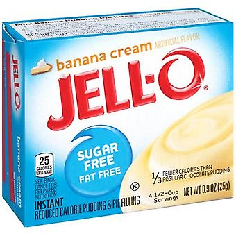 Jell-O Instant Pudding & Pie Filling Banane Cream 25 gr