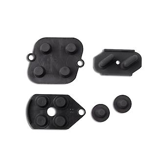 for Nintendo  SNES Controller Remote Rubber Buttons Pads Repair