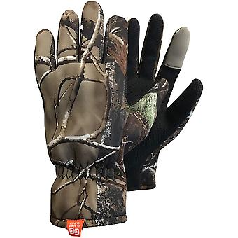 Glacier Glove Kenai Original Full Finger Gloves - Realtree Xtra