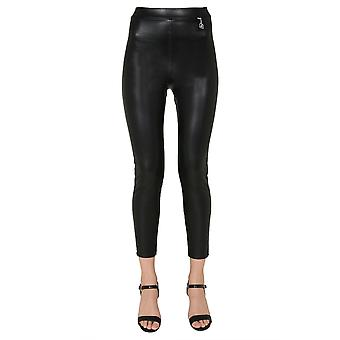 Alberta Ferretti 03296661555 Donne's Leggings in poliestere nero