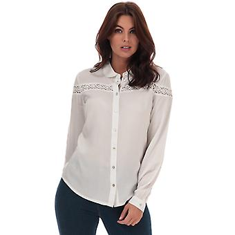 Women's Jacqueline de Yong Rosalina Shirt in White