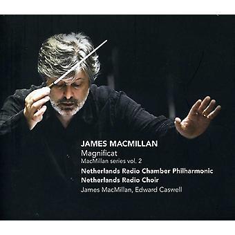 James Macmillan - James Macmillan: Magnificat [CD] USA import