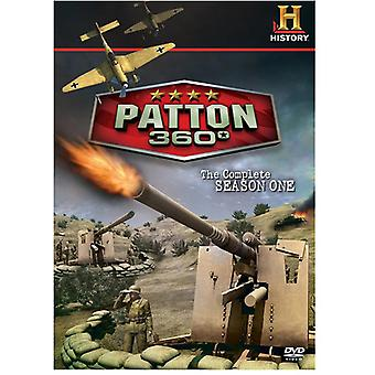 Patton 360: Sesong 1 [DVD] USA import