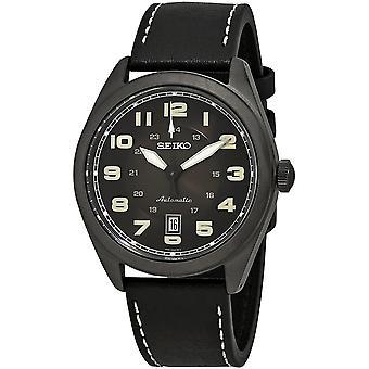 Seiko Automatic Watch SRPC89K1 - Leather Gents Automatic Analogue