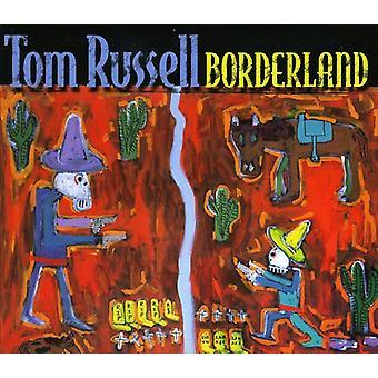 Tom Russell - Borderland [CD] USA import