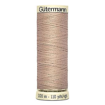 Gutermann Sew-all 100% Polyester Thread 100m Hand and Machine Colour Code  - 422