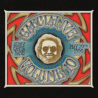 Jerry Garcia - Garcialive Volume Ten: May 20th 1990 Hilo Civic [CD] USA import