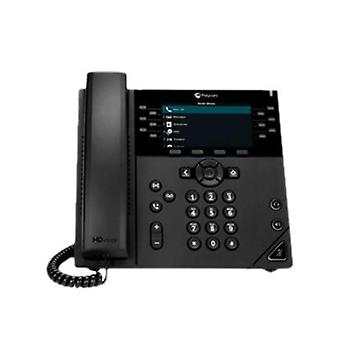 Polycom Vvx 450 Desktop Phone Poe