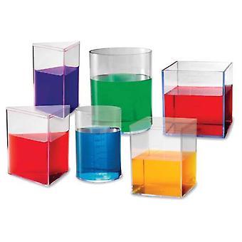 15706, Set di misurazione del liquido in aula (set di 17)