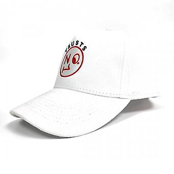 The No1 Face Trusts No1 Off White Logo Badge Baseball Cap 1