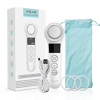 Ultrasonic Facial Massager-double Effect, Skin Care Tools
