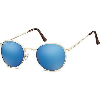 Sunglasses Unisex Cat.3 Gold (MS92F)