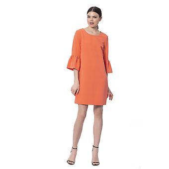 Silvian Heach Redorange Dress SI992616-XXS