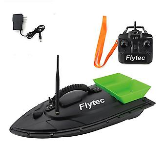Pro RC Fishing Bait Boat Toy With 500m Remote Control 5.4 Km/hour and 1.5kg Loading Capacity For Fish Bait Feeding
