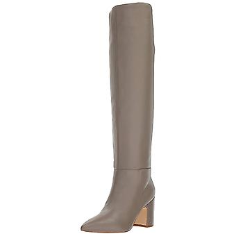 Sam Edelman Womens Hutton Leather Pointed Toe Knee High Fashion Boots