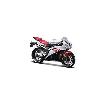 Maisto Special Edition Motocykl 1:18 Yamaha YZF R6 Czerwony / Biały
