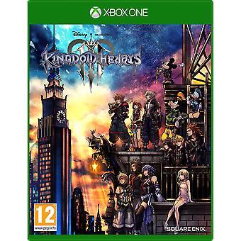 Kingdom Hearts III Xbox One -peli