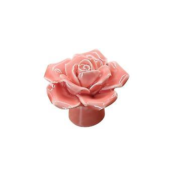 Diy huonekalut laitteisto kukka - kahva väri ruusu tyyli laatikkokaappi vaatekaappi