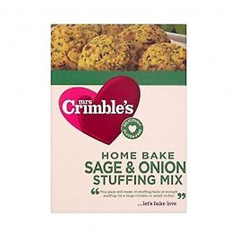 Mrs Crimbles - Gluten Free Sage & Onion Stuffing Mix 150g