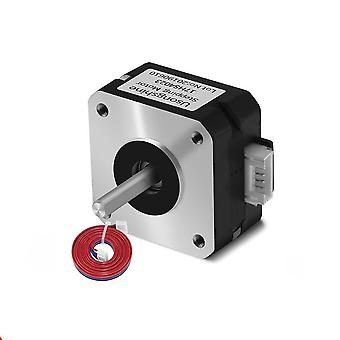 17hs4023 For Titan Extruder 4-bly 22mm 42 Motor 0.7a 12v 14n.cm - 3d Printer Motor