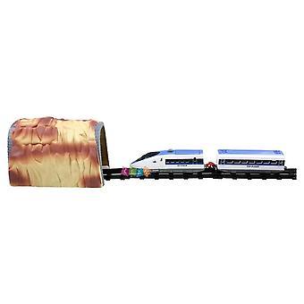 Conjunto de trem de velocidade de 80 peças