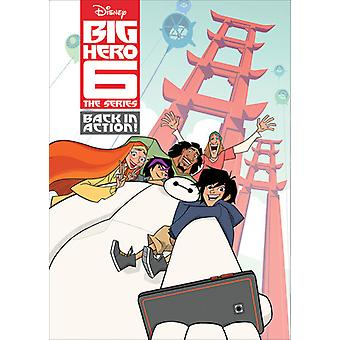 Big Hero 6 the Series: Back in Action [DVD] USA import