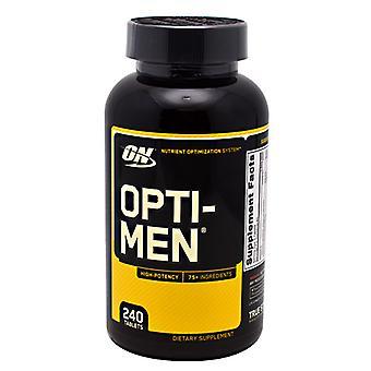 Optimum Nutrition Opti-Men, 150 tabs
