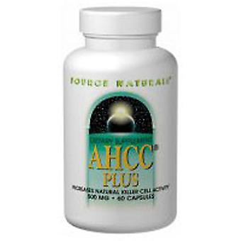 Source Naturals Ahcc, 750 mg, 30 Caps