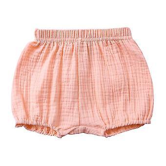 Sommer / Shorts, Bomuld Linned Brød Korte Bukser